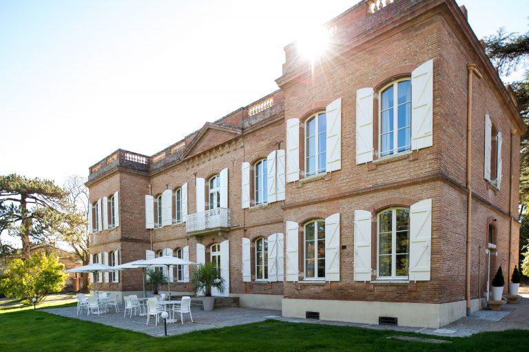 Hôtel et restaurant Domaine de Montjoie à Toulouse
