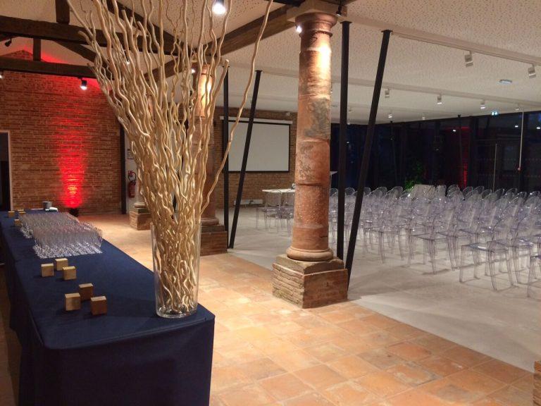 Salle de réunion domaine de Montjoie Toulouse