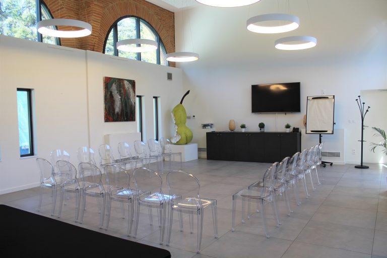 Location salle séminaire Toulouse