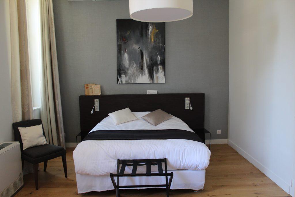 Chambre Hôtel 4* Toulouse domaine de Montjoie