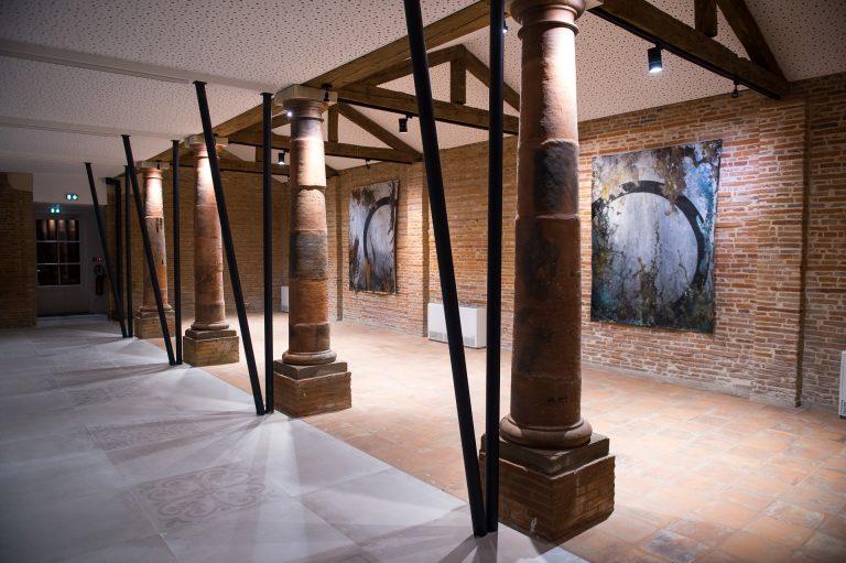 Expositions d'artistes au Domaine de Montjoie à Toulouse