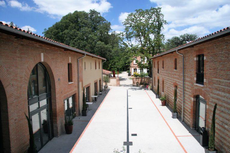 Hôtel 4 étoiles et séminaires à Toulouse Le Domaine de Montjoie