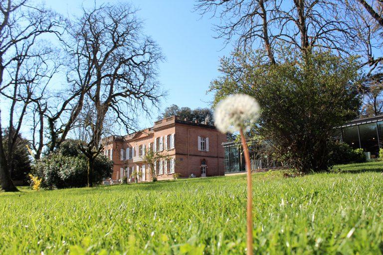 Parc du Domaine de Montjoie à Toulouse