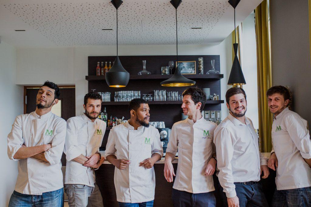 Restaurant bistronomique M Domaine de Montjoie Toulouse