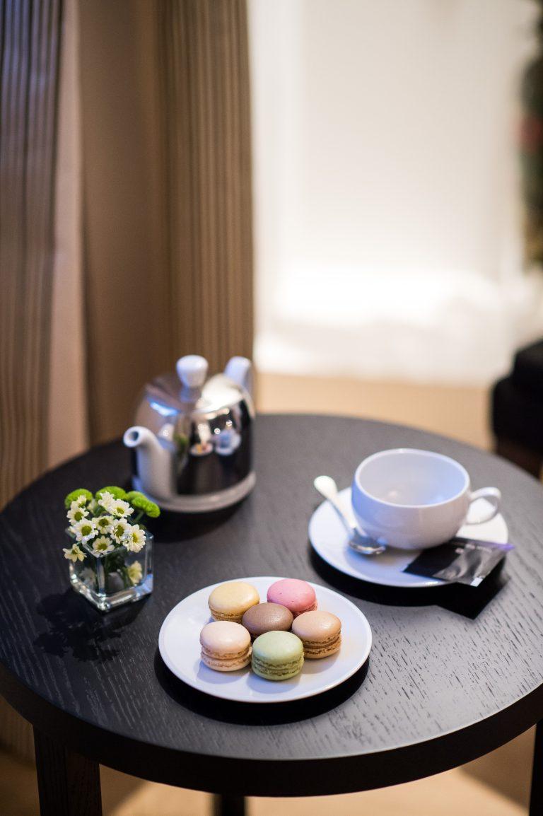 Tea time au Domaine de Montjoie