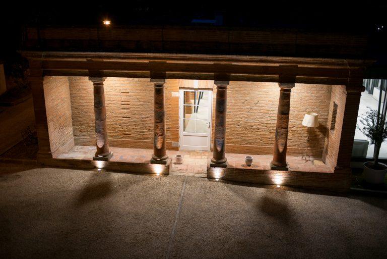 Extérieur Salle Atrium