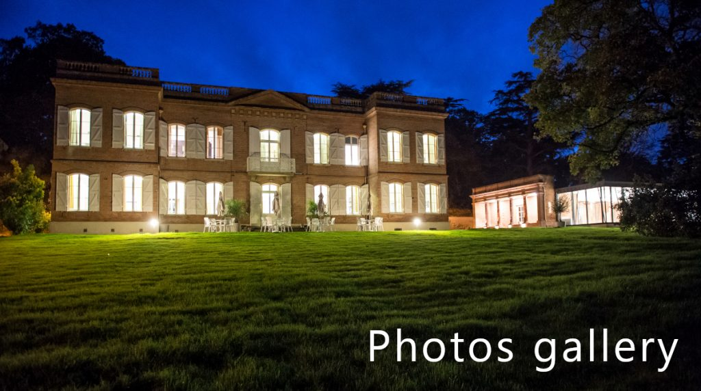 Visit Le Domaine de Montjoie in Toulouse in pictures