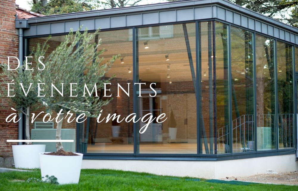 Le Domaine de Montjoie à Toulouse - Evenements, Mariages, Séminaires