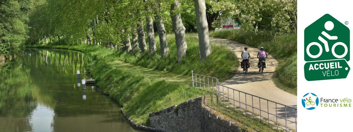 Montjoie à Toulouse labellisé Accueil Vélo