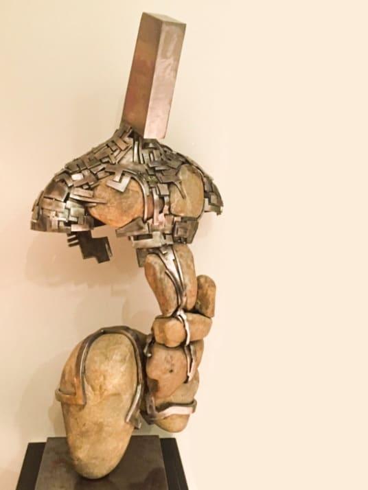 "photo sculpture ""hoplite"""